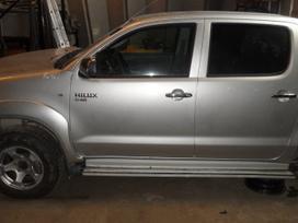 Toyota Hilux dalimis. Variklio kodas 2kd-ftv