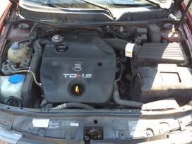 Seat Toledo. naudotos automobiliu dalys