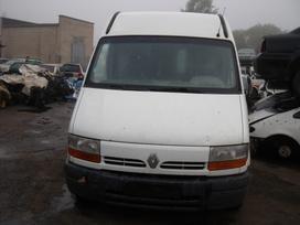 Renault Master. Dalimis