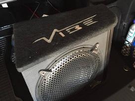 Vibe Powerbox bass 1 monoblock amplifier,