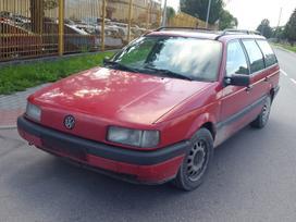 Volkswagen Passat dalimis. Turime ir daugiau