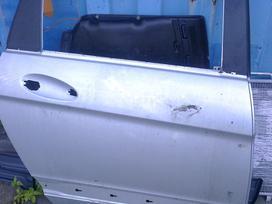 Mercedes-benz B klasė bamperiai, durys
