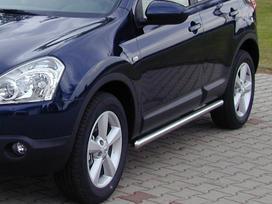 Nissan Qashqai. Slenksčiai nissan qashqai 60