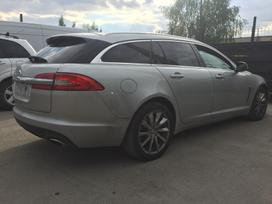 Jaguar Xf. Naudotos visu automobiliu markiu