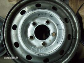 -Kita- plieniniai štampuoti R16