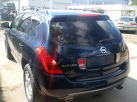Nissan Murano. 3vnt, 3 stuki, dalis siunciu