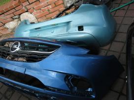 Opel Corsa. Buferiai-