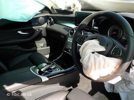 Mercedes-benz C klasė dalimis