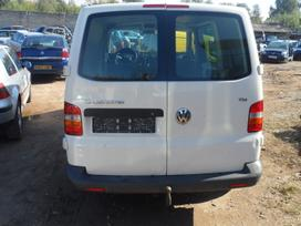 Volkswagen Transporter dalimis. Variklio