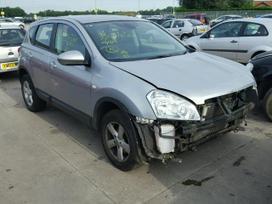 Nissan Qashqai. Kėbulo nr. sjnfcaj10u1104568