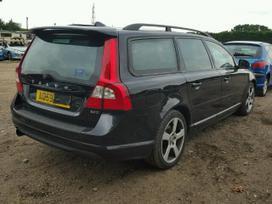 Volvo V70. Automatas mechanikadyzelis 1.6d