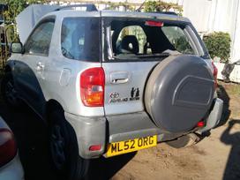 Toyota Rav4. Benzin 1,8-dyzel 2d, dalis