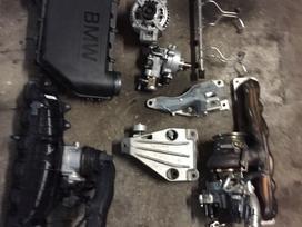 Bmw 535 variklio detalės