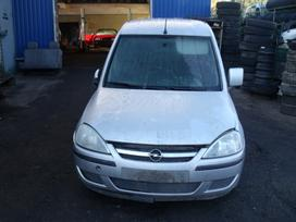 Opel Combo. Dalimis