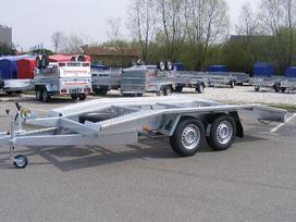 Weber St2700 priekabų ir puspriekabių nuoma