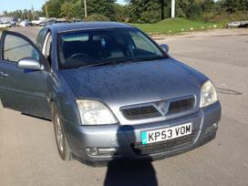 Opel Signum. Automobilis parduodamas dalimis.