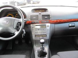 Toyota Avensis. Naudotos automobiliu dalys