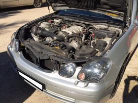 Lexus Gs 430 dalimis