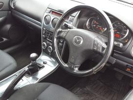 Mazda 6. Automobilis parduodamas dalimis.