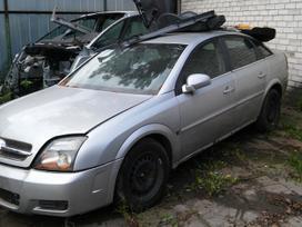 Opel Vectra. Pristatome automobilių dalis į