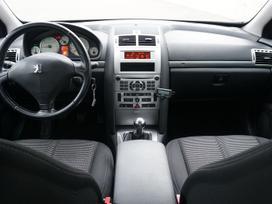 Peugeot 407, 1.6 l., sedanas
