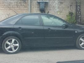 Mazda 6. Horosy salon i drugije detali.