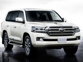 Toyota Land Cruiser. Naujų originalių