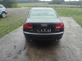 Audi A8. Naujai ardomas puikios būklės
