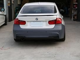 Bmw 3 serija. M performance paketai,