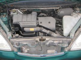 Mercedes-benz A160. UAB augenera, nuklono g.