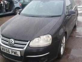 Volkswagen Jetta. Dalis siunciu detali