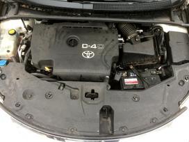Toyota Avensis. Variklio kodas: 1ad-ftv  i