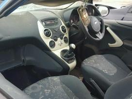 Ford Ka. Pristatome automobilių dalis į namus