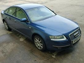 Audi A6. Audi a6 2006m 2,0 fsi yra ir