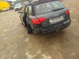 Audi A4. Vieno velenelio variklis bpw.