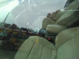 Audi A6. Sviesus, gero stovio odinis salonas,
