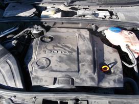 Audi A4. Automobilis parduodamas dalimis.