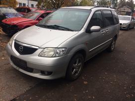 Mazda Mpv. naudotos automobiliu dalys