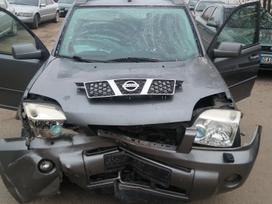 Nissan X-trail, 2.5 l., visureigis