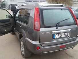 Nissan X-trail. Dyzel-benzin-dyzel europa