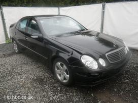 Mercedes-benz E320 dalimis. Maza rida