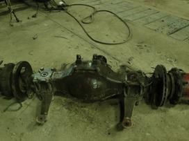 Mercedes-benz Actros 1840 reduktorius ir til,