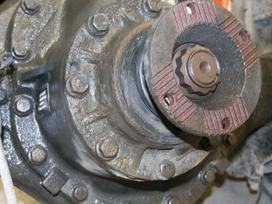 Mercedes-benz Atego 1323 reduktorius Z=38/8,