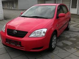 Toyota Corolla 1.6 l. hečbekas