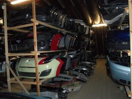 Nissan X-trail kėbulo dalys