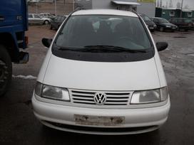Volkswagen Sharan. Dalimis
