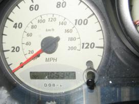 Toyota Rav4. Rida 105000 mil(165000km).UAB