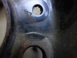Bmw, plieniniai štampuoti, R16