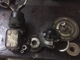 Citroen Berlingo variklio detalės