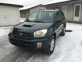 Toyota Rav4, 2.0 l., visureigis